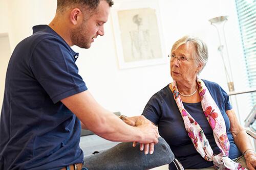 Fysio Vlissingen, specialist in handtherapie