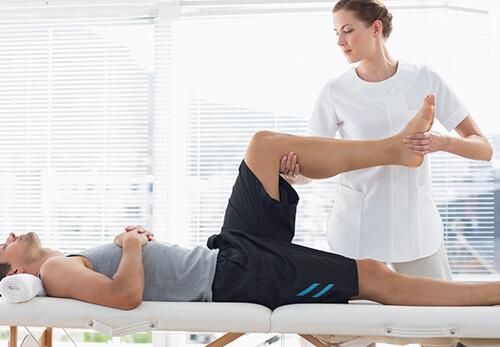 Fysiotherapie Vlissingen voor OrthoXpert - knie en heuprevalidatie